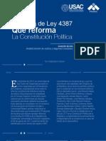 Iniciativa de Ley 4387