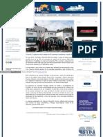 Concretó Transportes Pitic pedido de 36 camiones Freightliner modelo 360