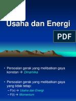 04) Usaha dan Energi Basic.ppt