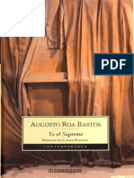 Augusto Roa Bastos - Yo, El Supremo