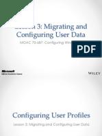 MOAC 70-687 L03 Profiles