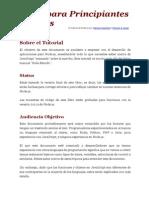 El Libro para Principiantes en Node.js» Un tutorial completo de node.pdf