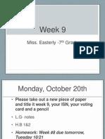 week9-7th grade