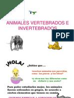 animales vertebrados e invertebrados.ppt