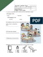 2ª  prova inglês 4 ano.pdf