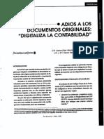 Digitaliza La Contabilidad