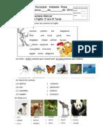 3º prova de ingles 3 ano.pdf