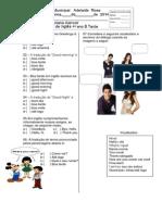 5 prova de ingles 4 ano.pdf