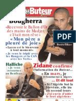 LE BUTEUR PDF du 23/12/2009