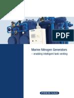 Marine Nitrogen Generators, Pres Vac Brochure I