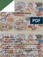 Diagnosis Asma