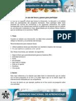 Guia buen uso de foros y pasos para participar.pdf