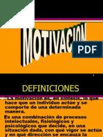 Teorias sobre la motivacion.ppt