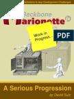 Backbone Marionette.js - A Serious Progression by David Sulc - 2014