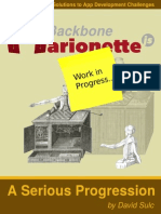 Backbone Marionette.js - A Serious Progression by David Sulc - 2014
