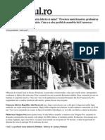 Istoria arhitecturii industriale in Romania