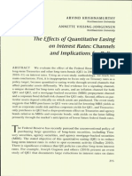 The Effects of Quantitative Easing on interest rates.pdf