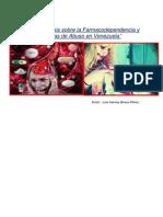 La Farmacodependencia y Drogas de Abuso en Venezuela.pdf