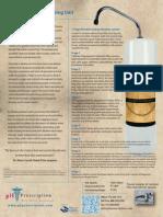 PH CT 500 Product Sheet