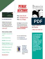 EAA 237 Auction Mon Oct 27th, 2014