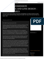 Power Transmission Structures and Line Design - Pls Softwares_ Pls Cadd, Goo