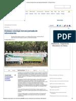 Comasa concluye tercera jornada de reforestación · El Nuevo Diario.pdf