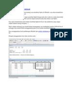 Cara Membuat Biplot Di Excel