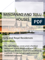 Mindanao and Sulu Houses Report (1)