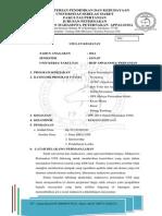Proposal PPU 2014 Fakultas Pertanian