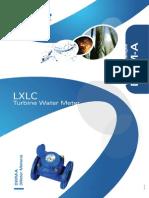 Catálogo General Medidor Para Agua Woltman