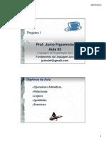 Aula 03 - Fundamentos da Linguagem Java.pdf