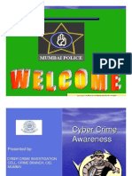 Types of Cyber Crime