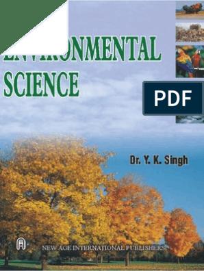 Environmental Science Book   Natural Environment   Deforestation