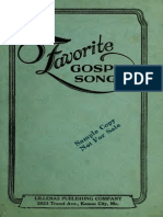 favorite gospel song.pdf