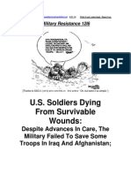 Military Resistance 12I6 Survivable Deaths[1]