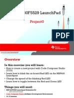 Ti 2013 Msp430f5529 Launchpad Ccs
