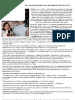 Cristine Reyes to Dennis Trillo