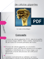 Tumor de células gigantes - power point.pptx