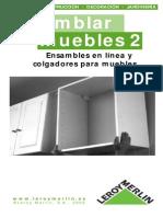 Carpinteria - Ensamblar muebles 2. Ensambles en línea y colgadores para muebles.pdf