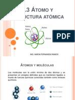 Quimica - Clase 05 - Atomo.pptx