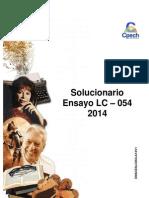 Solucionario Ensayo LC-054 2014.pdf