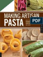 Making Artisan Pasta - Aliza Green