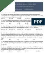 1a LISTA DE EXERCICIOS FORÇA PESO.pdf