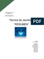 Técnica de Jacobson (final).docx