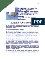 EL AZUCAR Y LA OSTEOPOROSIS.doc