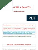 LIBROS CAJA Y BANCOS , CONCILIACION.pptx