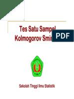 3 Uji Kolmogorov Smirnov [Compatibility Mode]