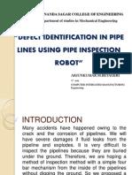 pipeinspectionrobot ppt
