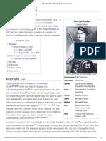 Rani Lakshmibai - Wikipedia, The Free Encyclopedia