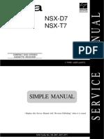 Service Manual aiwa_nsx-d7_t7